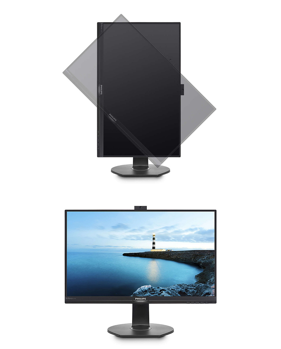 Philips 241B7QPJKEB/75 FHD IPS 23.8in Monitor product