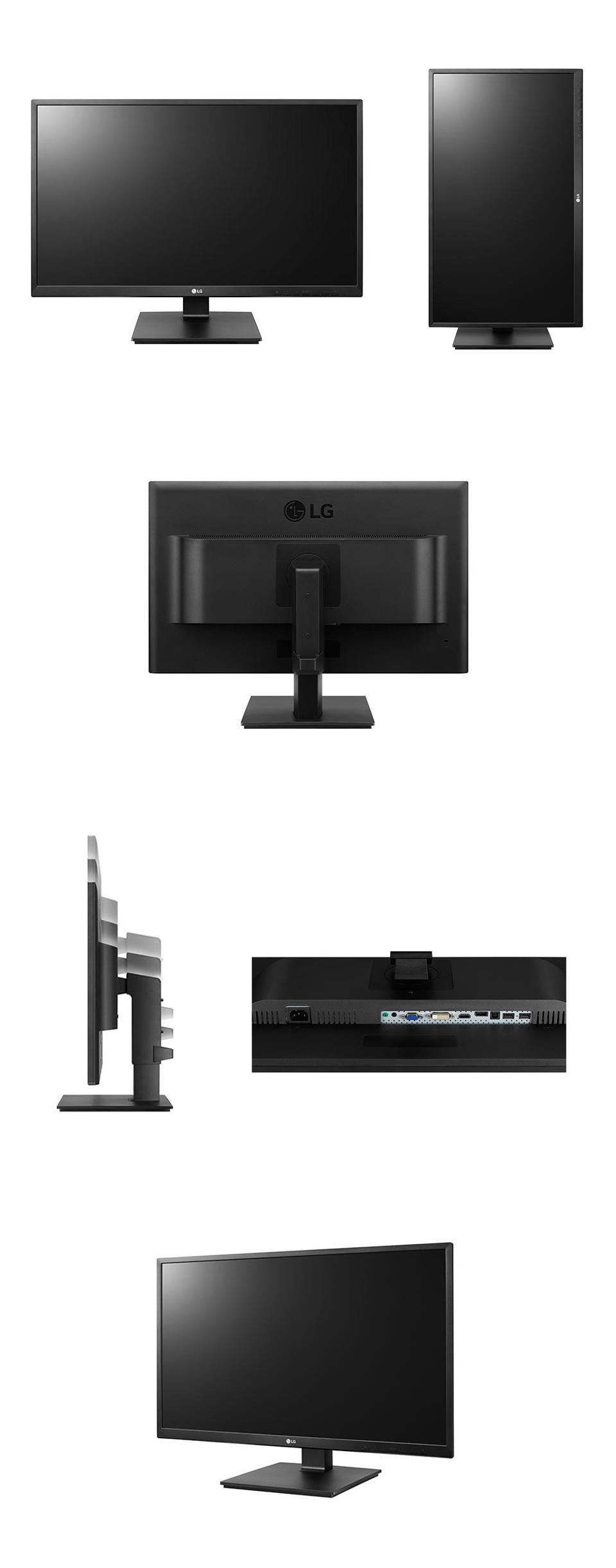 LG 24BK550Y-B FHD IPS 24in Monitor product
