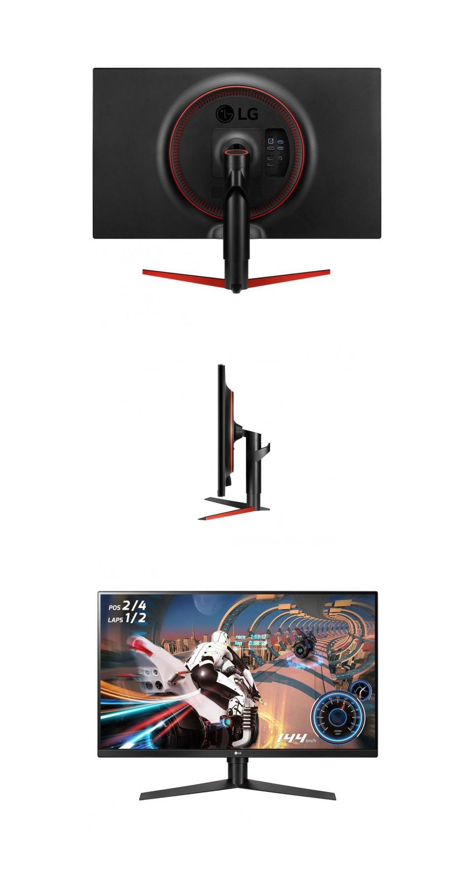 LG UltraGear 144Hz QHD 32in Monitor product