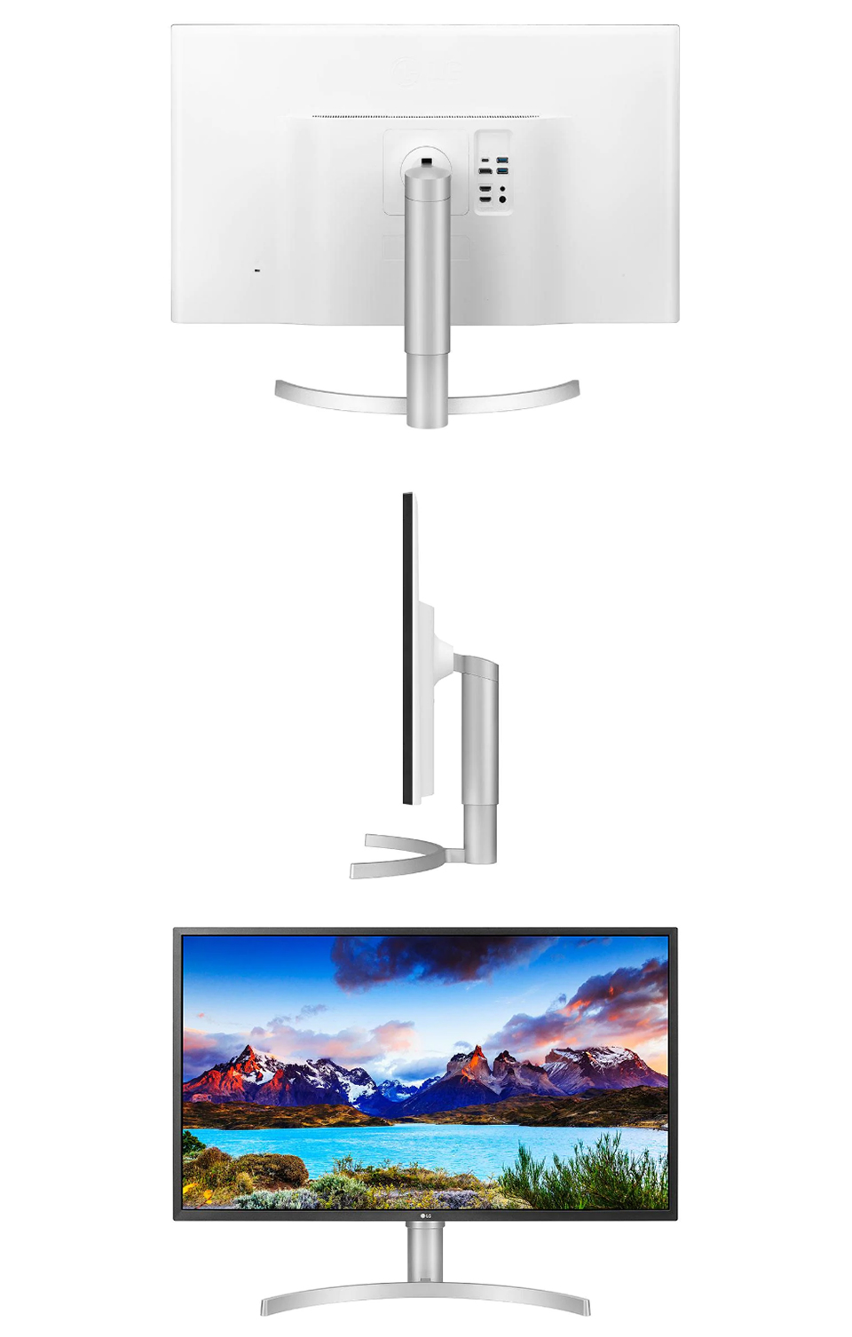 LG 32UL750-W UHD FreeSync HDR 32in Monitor with USB-C product