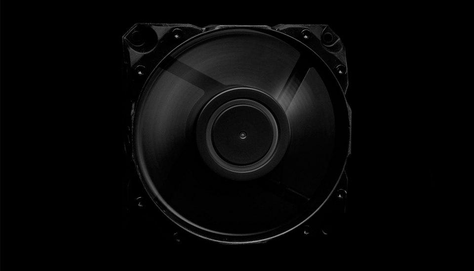 EK Vardar X3M 120ER 120mm black fan features