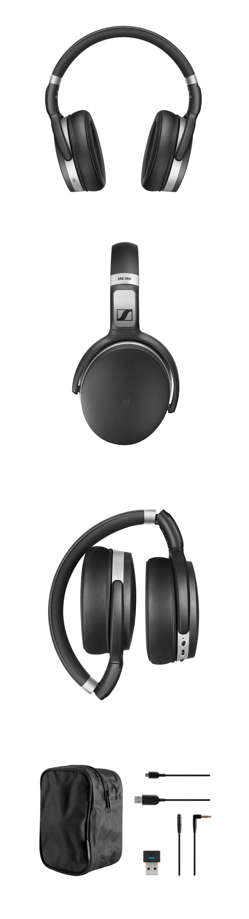 Sennheiser MB 360 UC Bluetooth Headset product