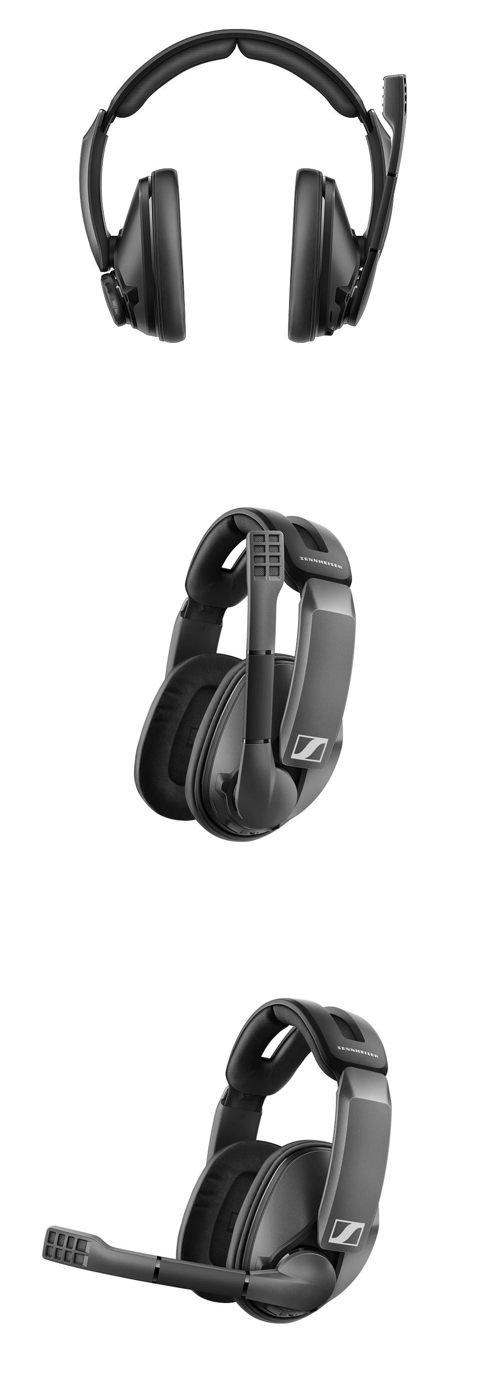 Sennheiser GSP 370 Wireless Gaming Headset product