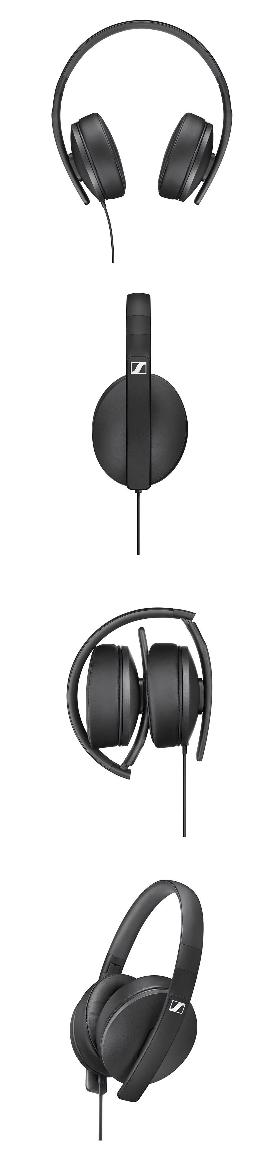 Sennheiser HD 300 Over Ear Headphones feature product