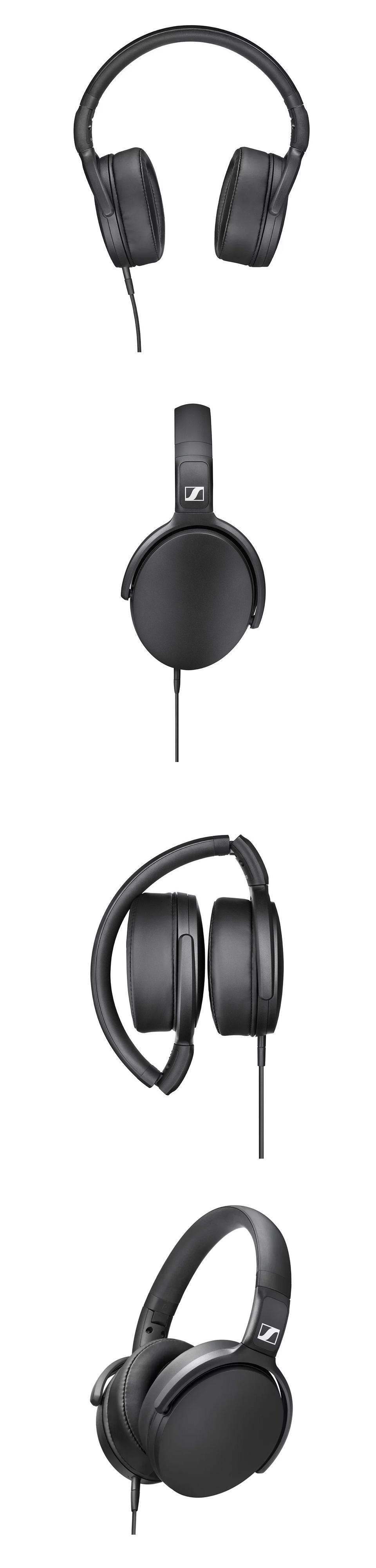 Sennheiser HD 400S Over Ear Headphones with Mic product