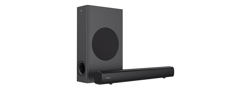 Creative Stage 2.1 Under Monitor Soundbar product