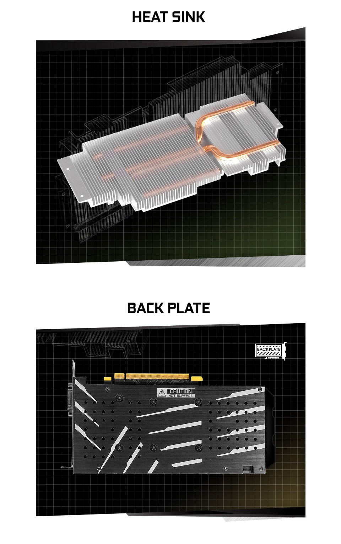 Galax GeForce GTX 1660 Super OC 6GB features 2