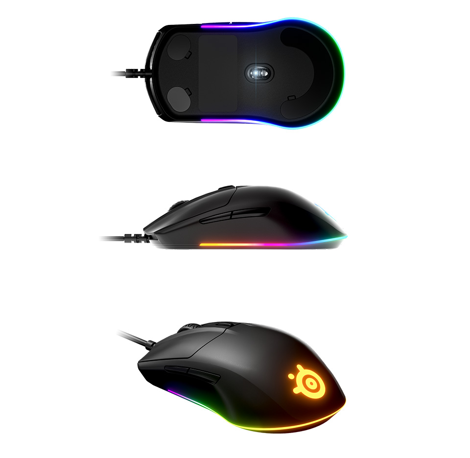 SteelSeries Rival 3 Wired Gaming Mouse product