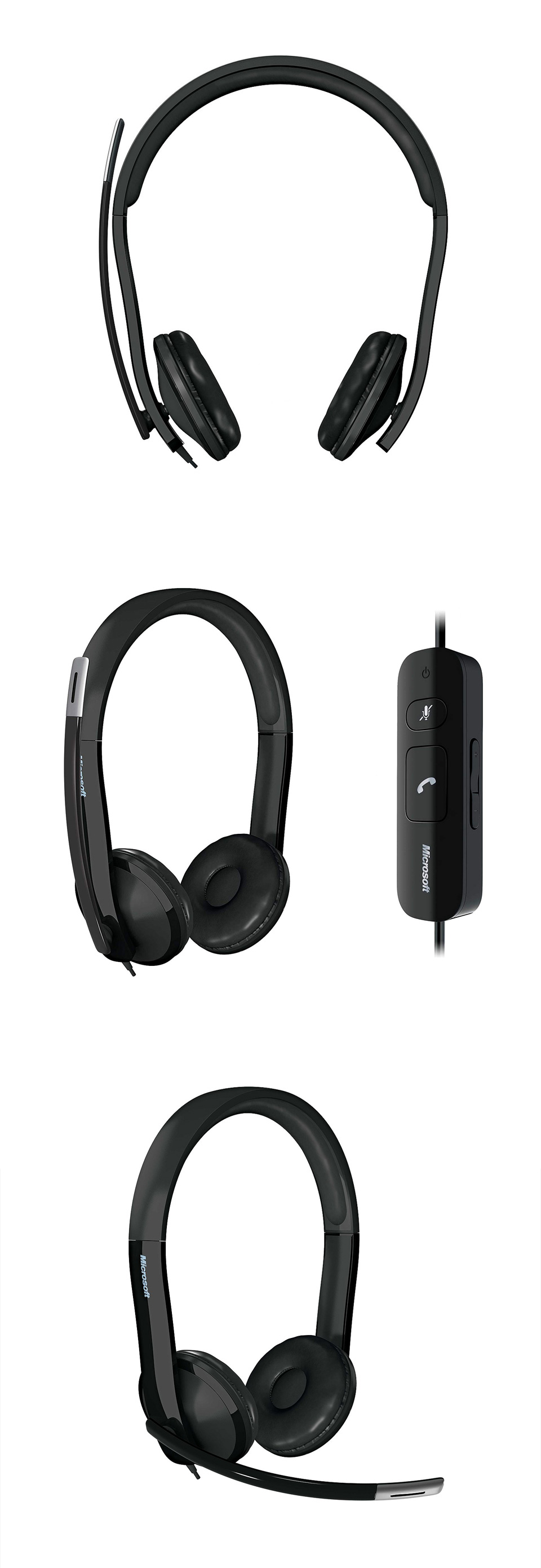 Microsoft LifeChat LX-6000 Headset product