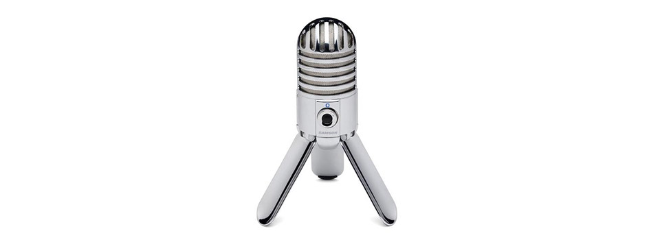 Samson Meteor USB Studio Condenser Microphone product