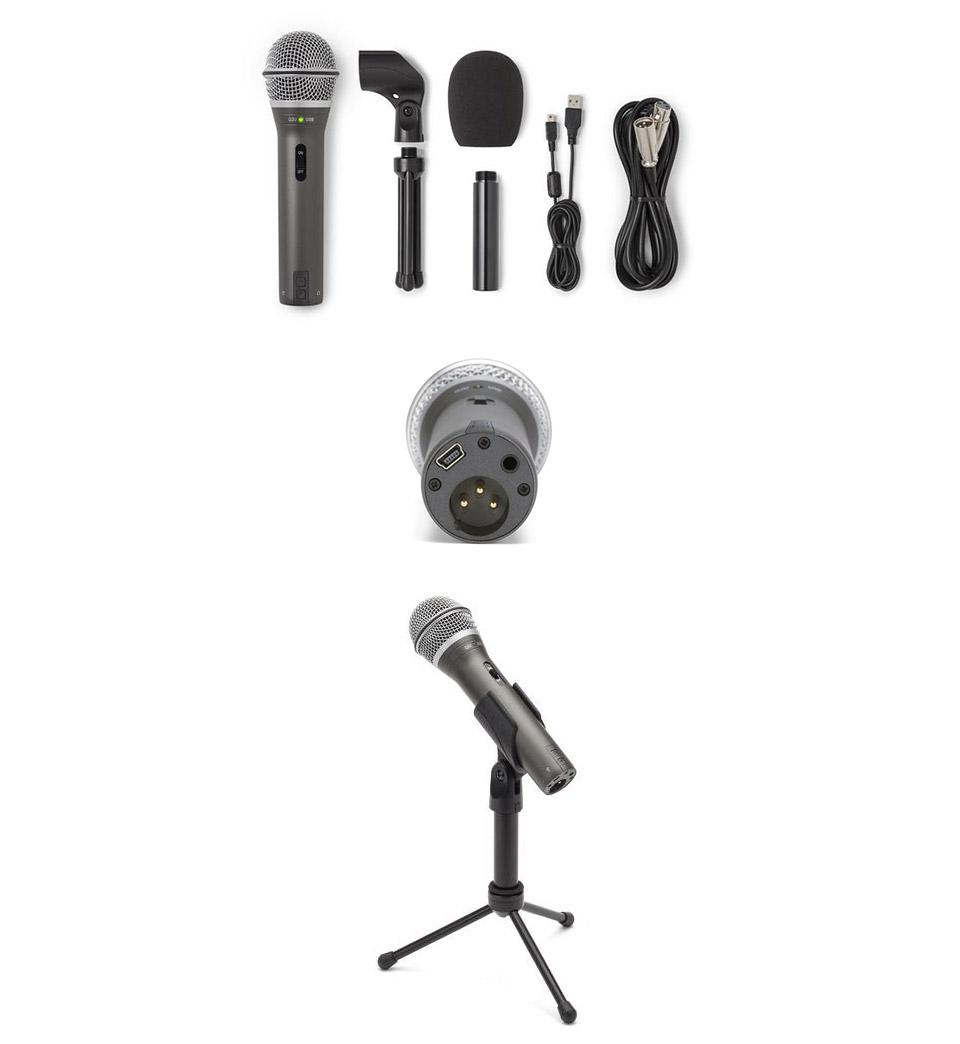 Samson Q2U USB/XLR Dynamic Microphone product