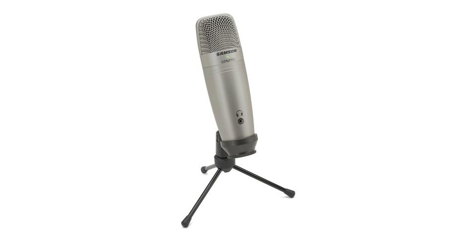 Samson C01U Pro USB Studio Condenser Microphone product