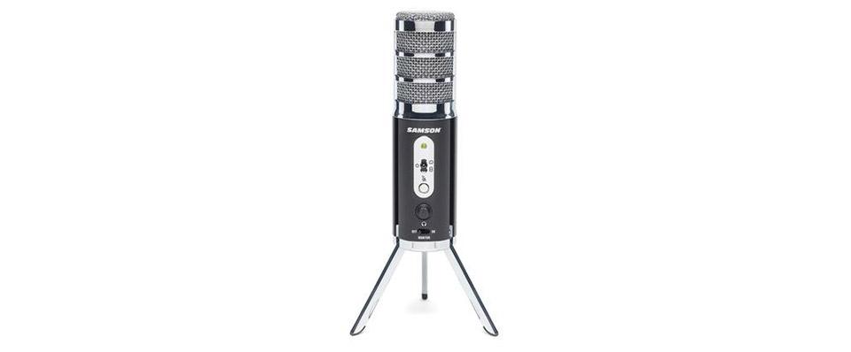Samson Satellite USB iOS Broadcast Microphone product