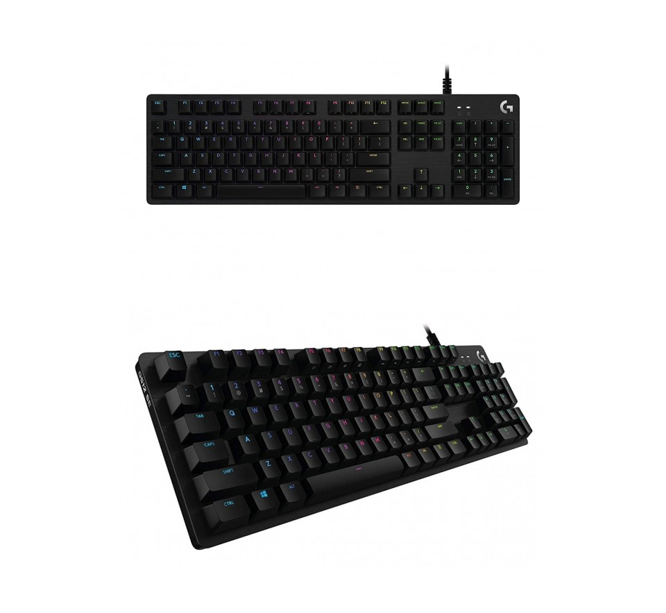 Logitech G512 Carbon RGB Mechanical Keyboard GX Brown product