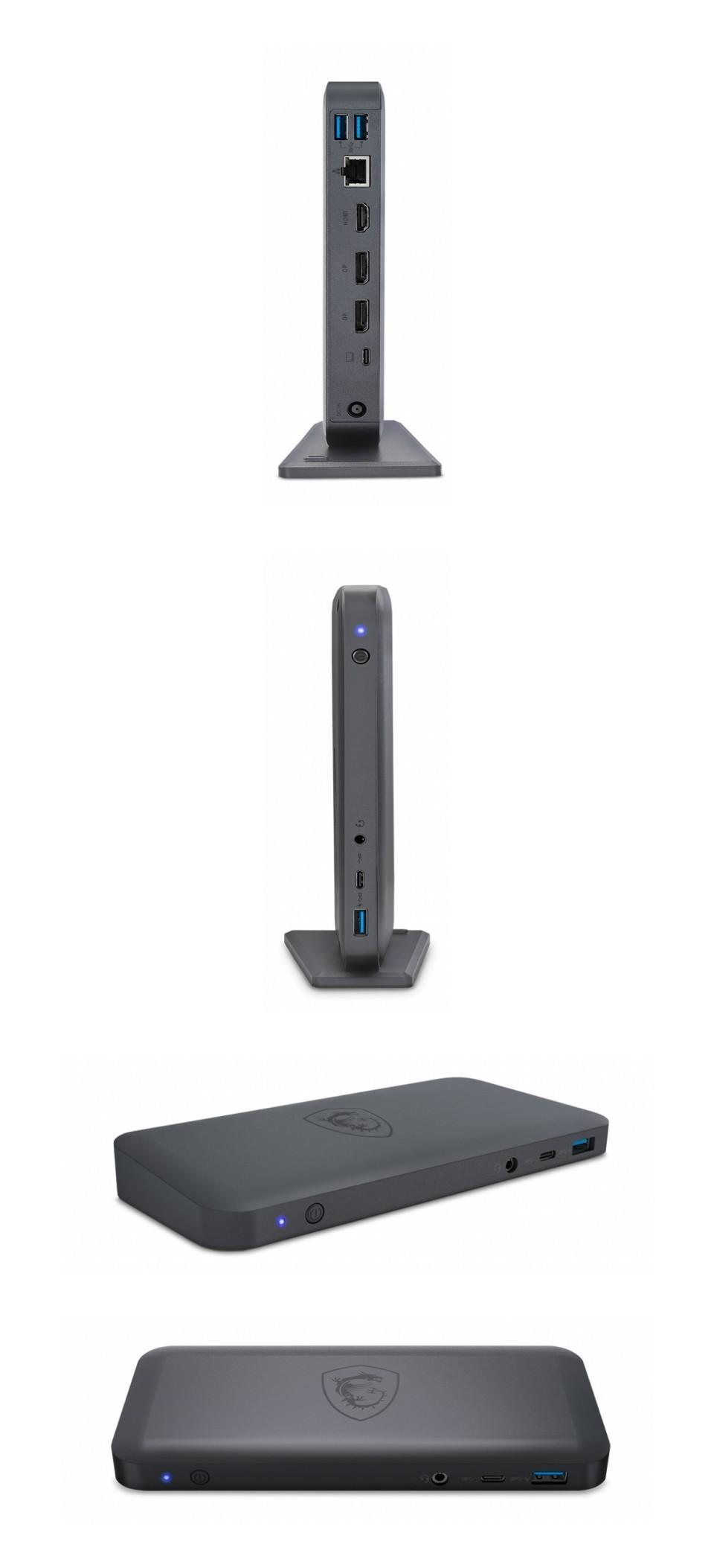 MSI USB-C Docking Station product