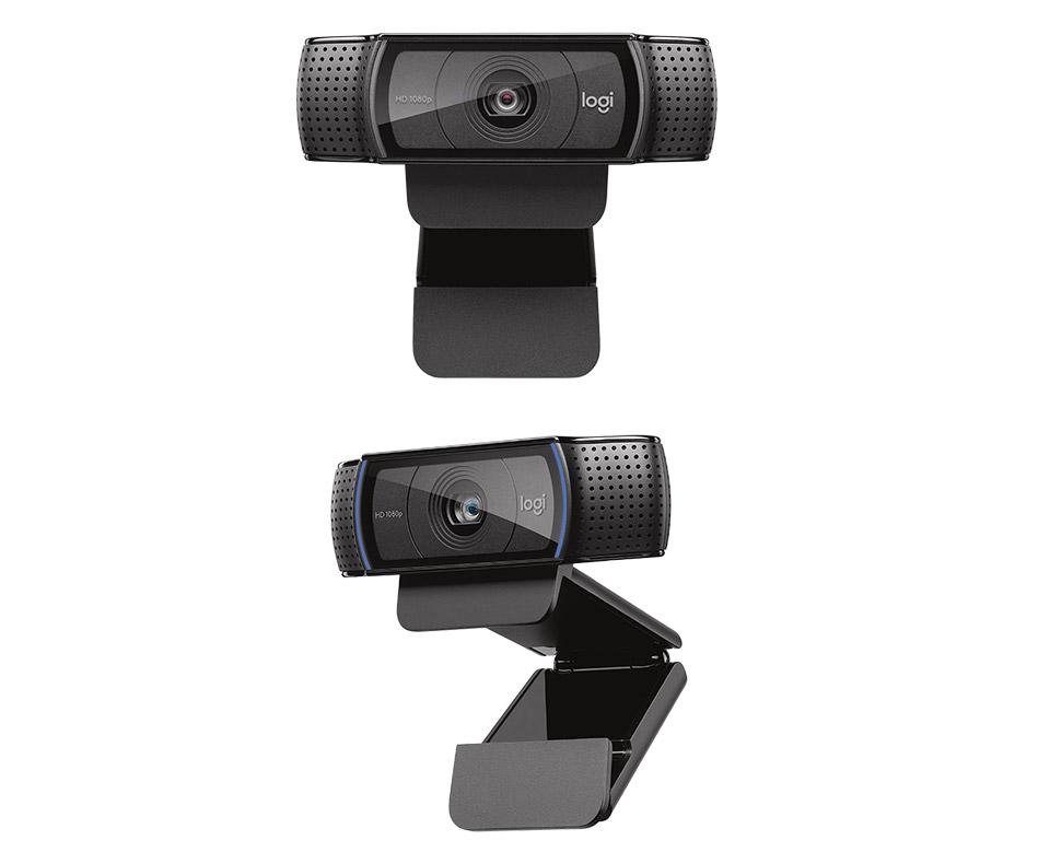 Logitech C920 HD Pro 1080P Webcam product