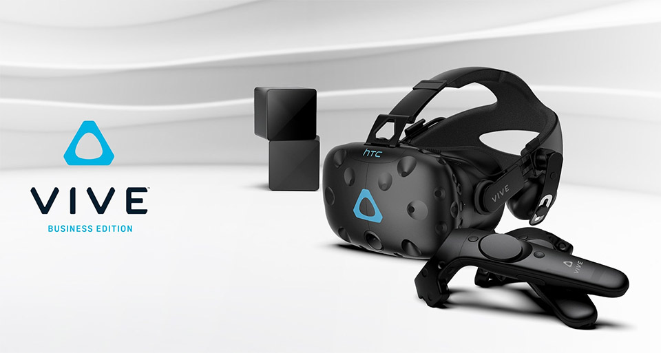 Htc Vive System Requirements >> HTC Vive Virtual Reality Headset Kit - Business Edition ...