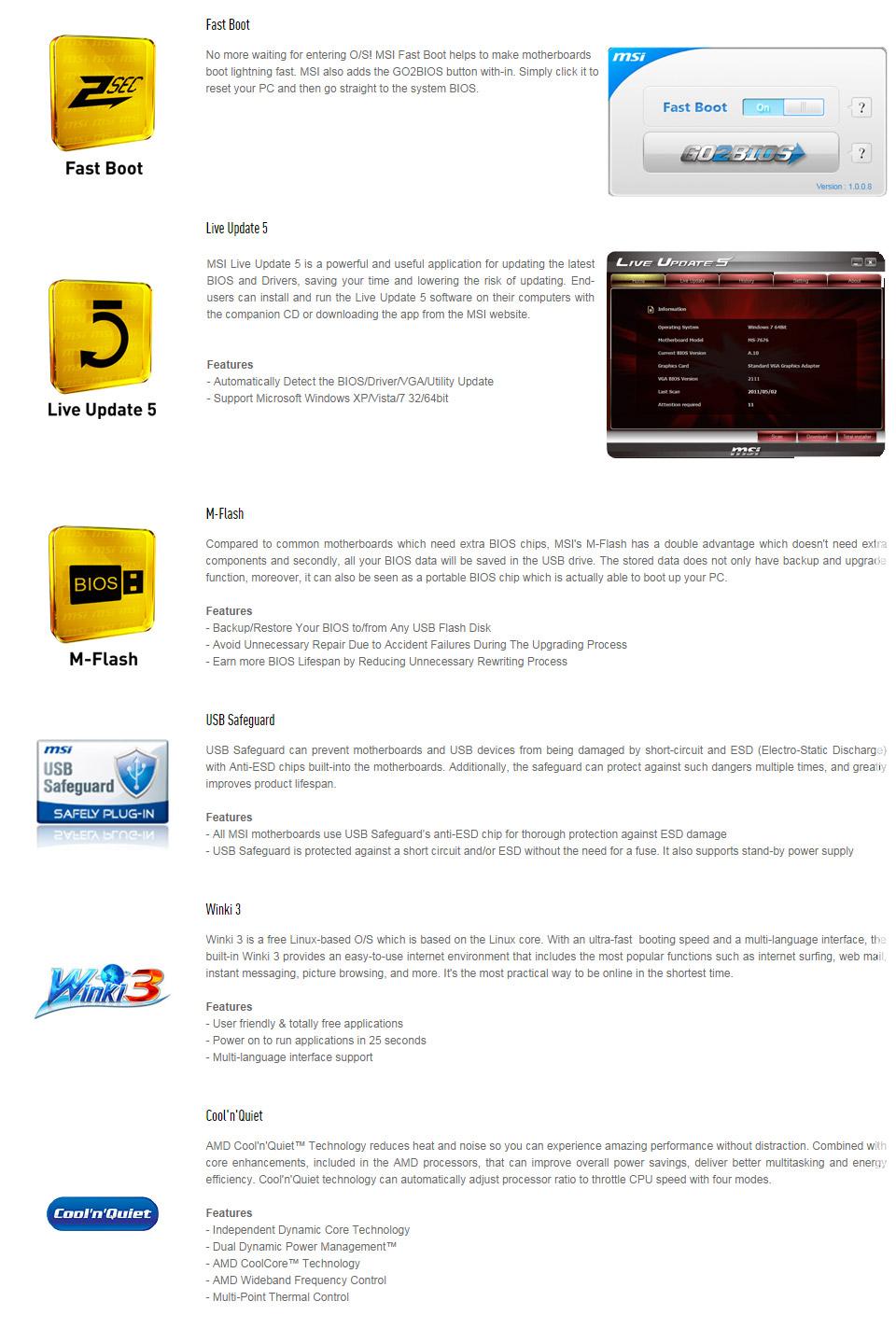 MSI A78M-E35 Motherboard [A78M-E35] : PC Case Gear