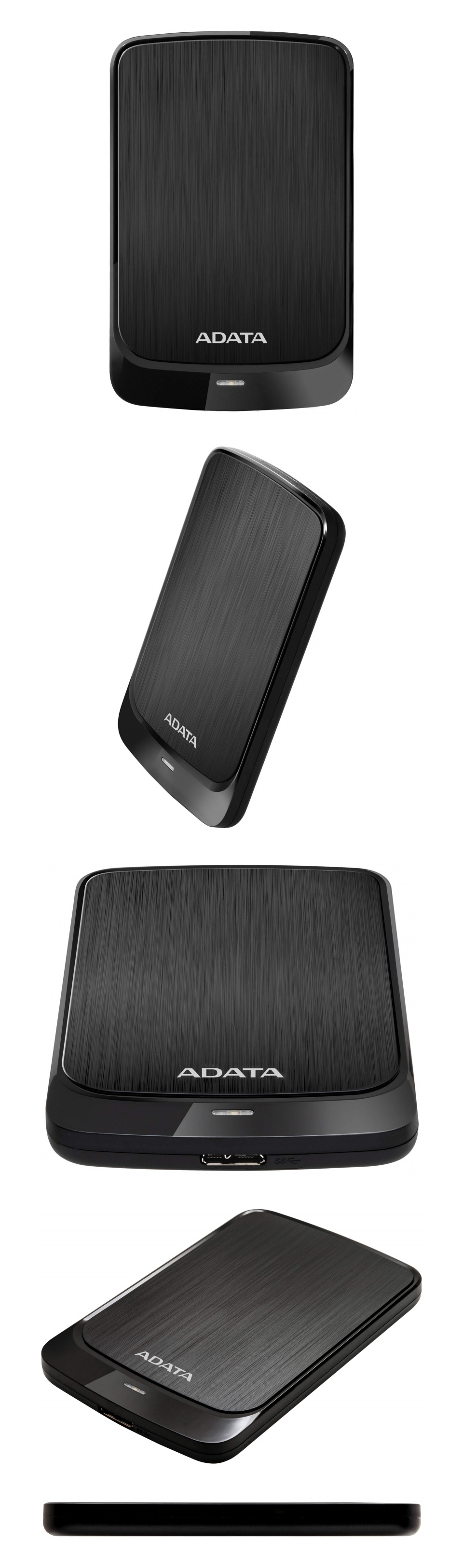 ADATA HV320S 1TB 2.5in External HDD Black product