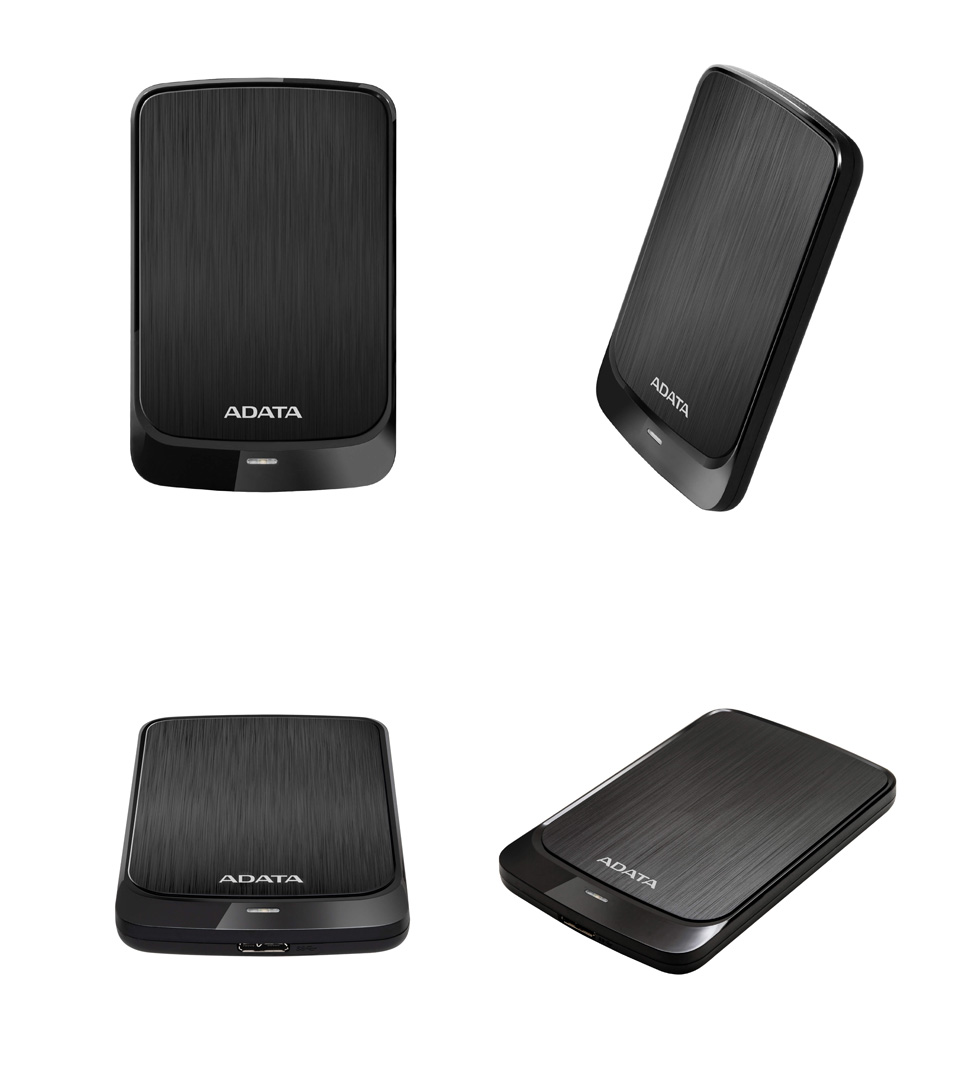 ADATA HV320S 2TB 2.5in External HDD Black product