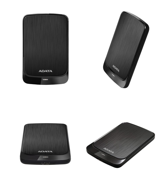 ADATA HV320S 2TB 2.5in External HDD Black product