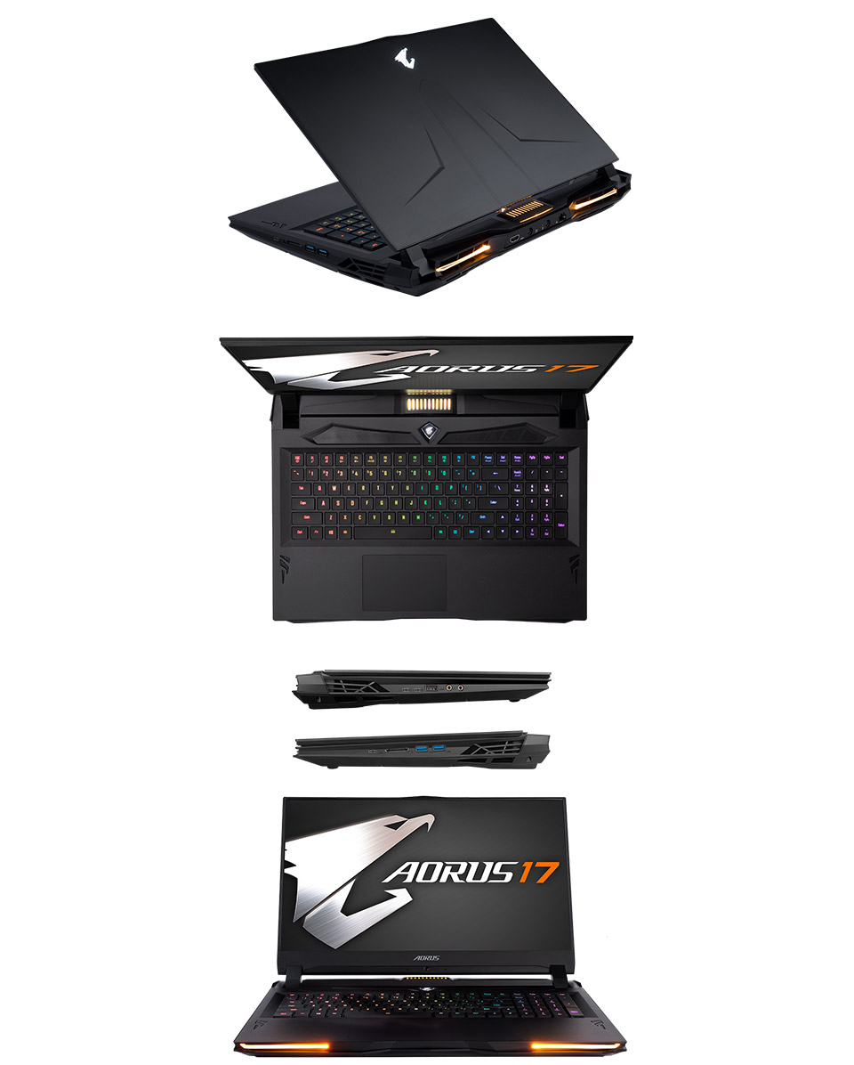 Gigabyte Aorus 17 Core i7 RTX 2060 17.3in 144 Hz Gaming Laptop product