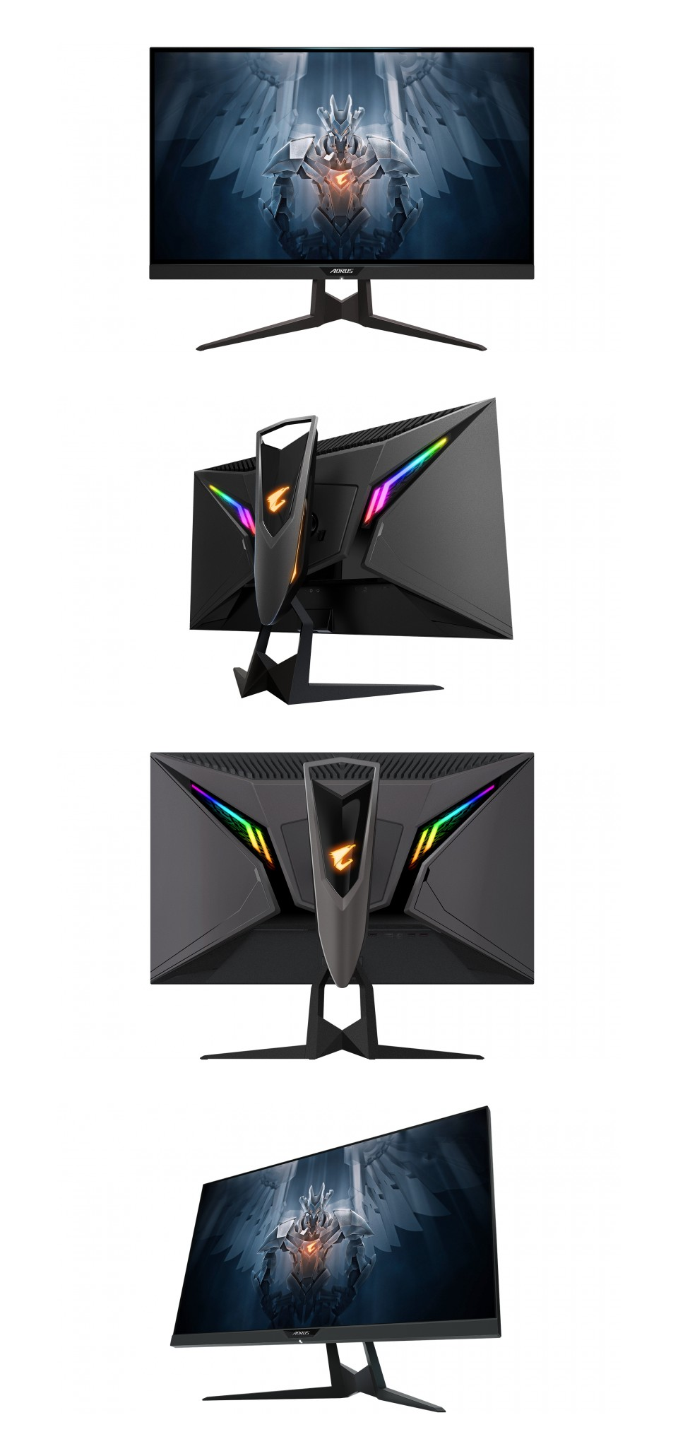 Gigabyte Aorus FI27Q QHD 165Hz FreeSync 27in Monitor product