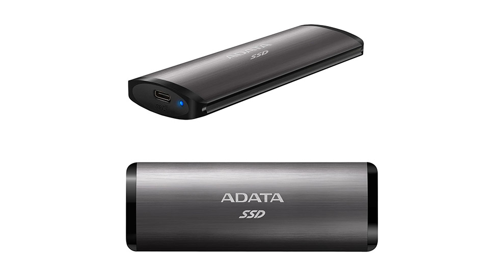 ADATA SD760 External SSD USB 3.2 256GB Black product