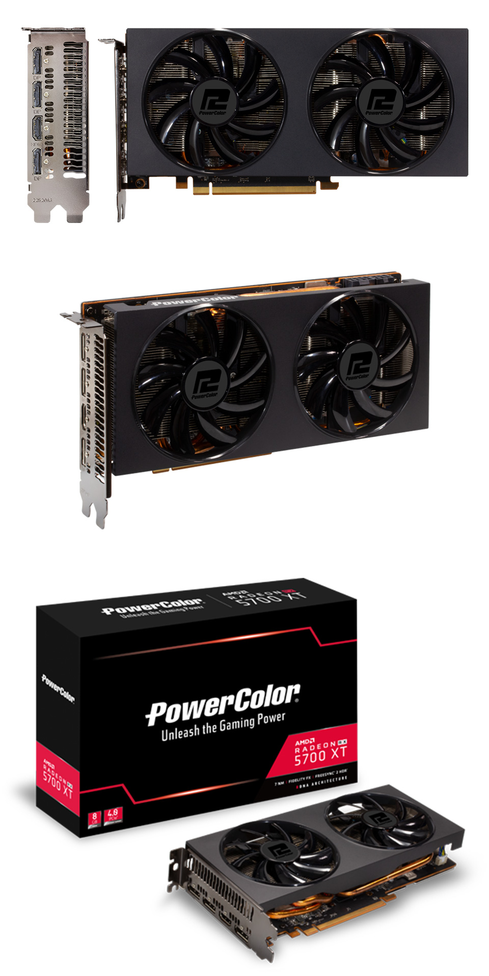 PowerColor Radeon RX 5700 XT 8GB product