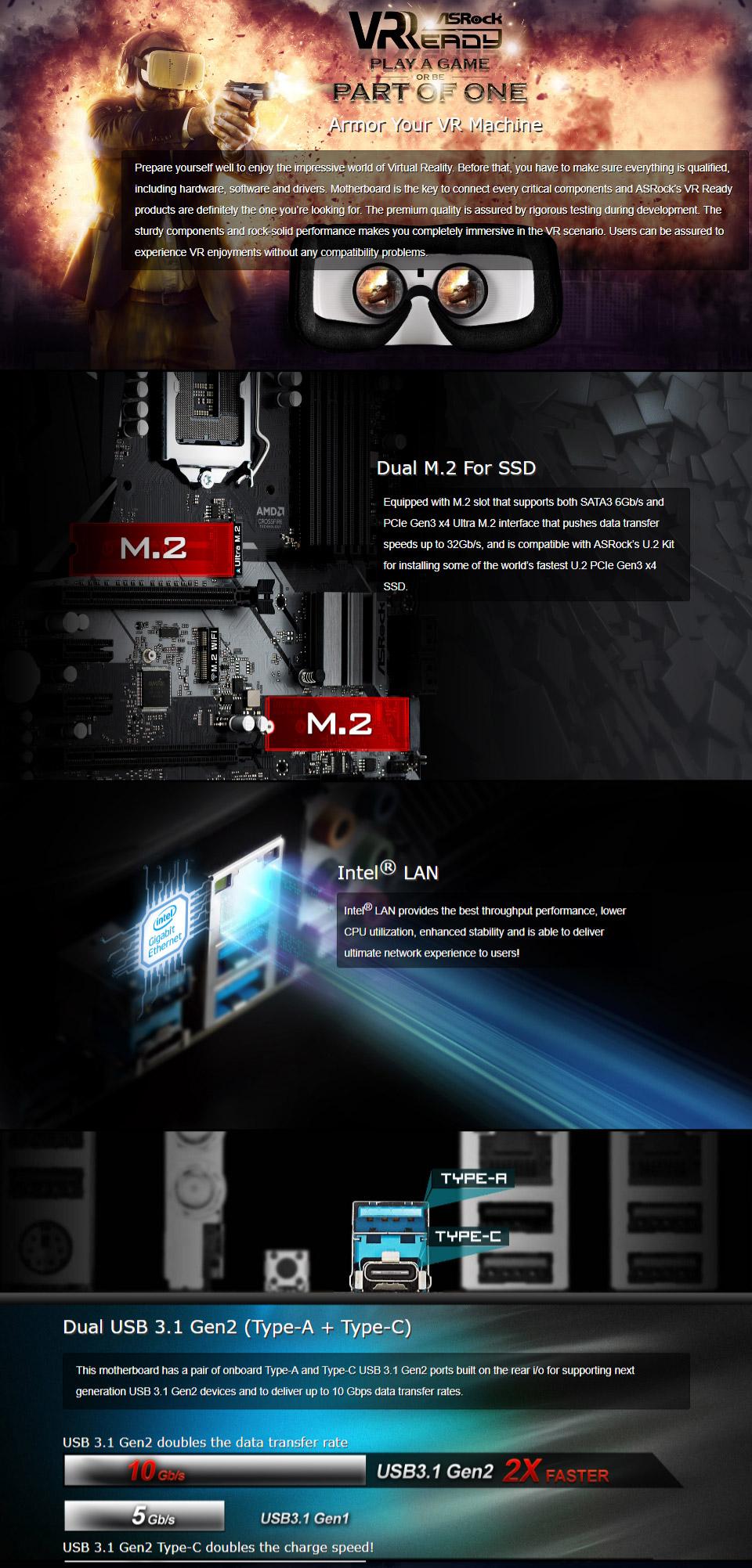 ASRock B360M Pro4 Motherboard [B360M-PRO4] : PC Case Gear