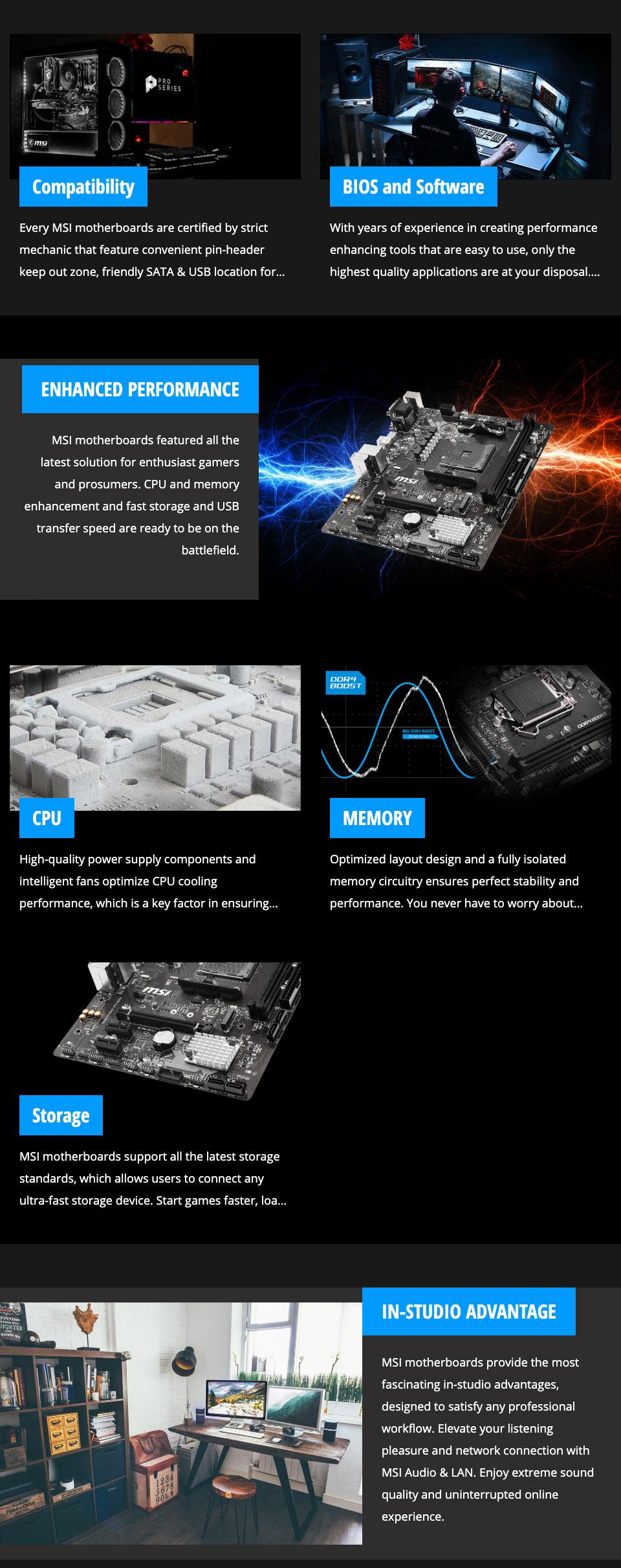 Kết quả hình ảnh cho MSI B450M PRO-M2 MAX