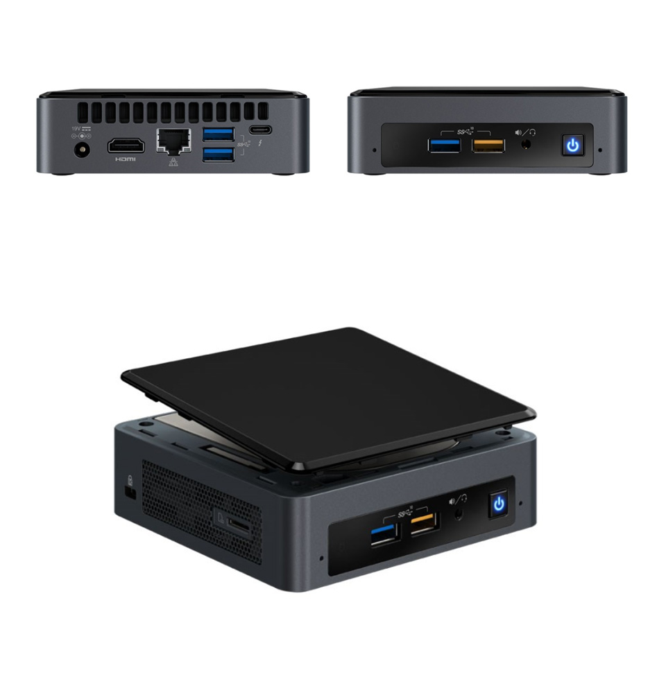 Intel BOXNUC8I7BEKQA4 8th Gen Core i7 NUC Mini PC product