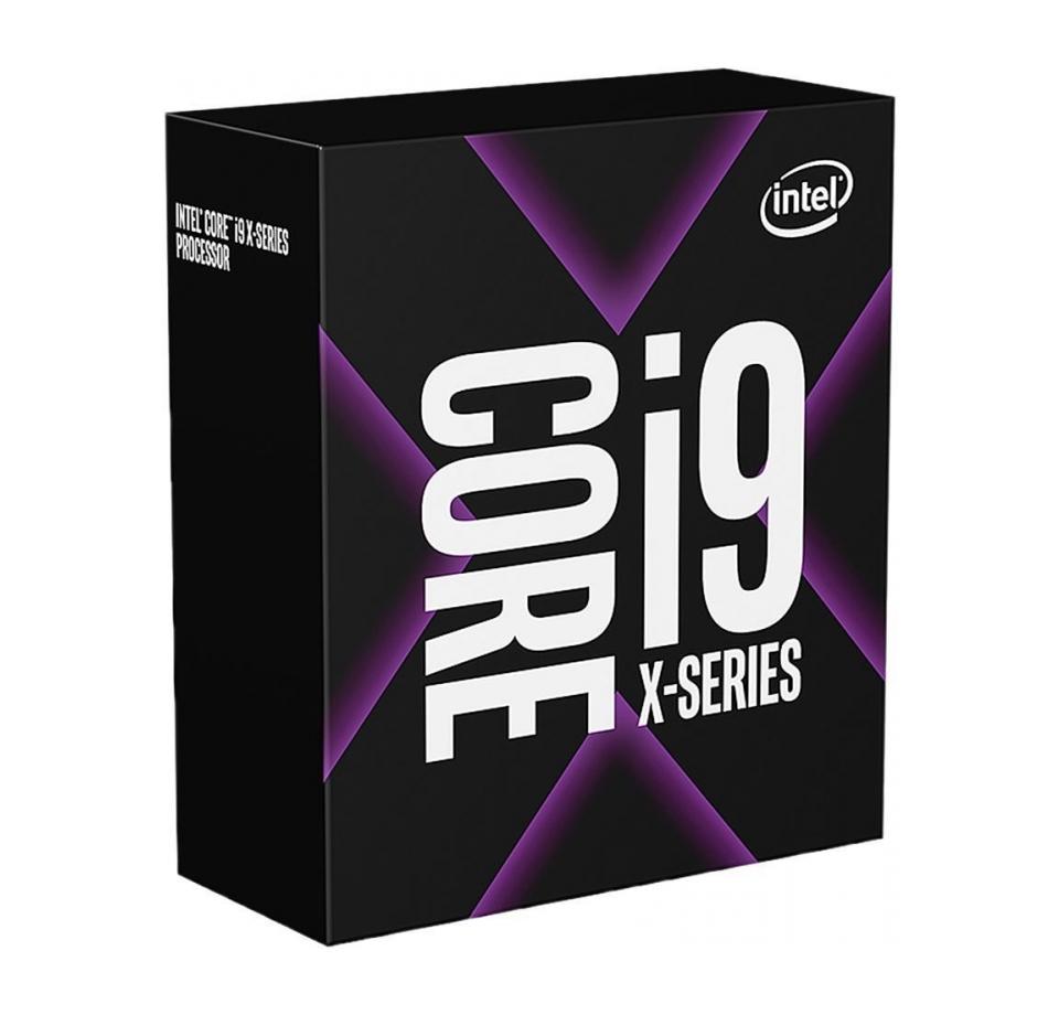 Intel Core i9 10940X product