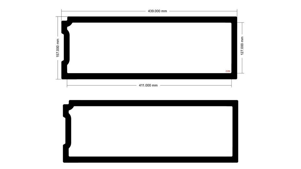 DEMCiflex Magnetic Front Dust Filter for Phanteks Evolve X product