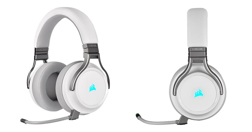 Corsair Virtuoso RGB Wireless Gaming Headset White product