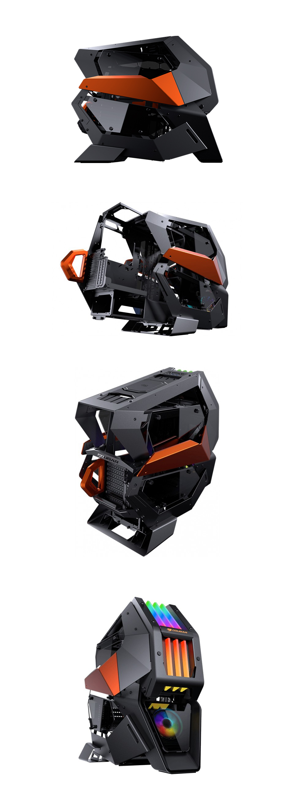 Cougar Conquer 2 Gaming Case product