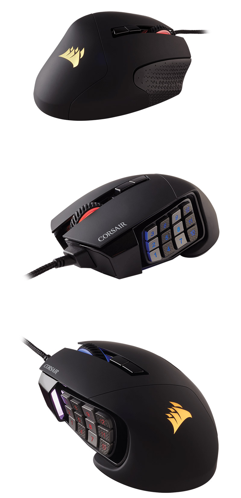 how to make my mouse feel like a gaming mouse