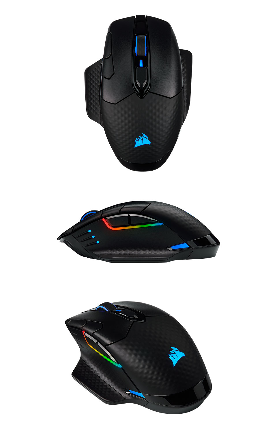 Corsair Dark Core Pro SE RGB Wireless Gaming Mouse product