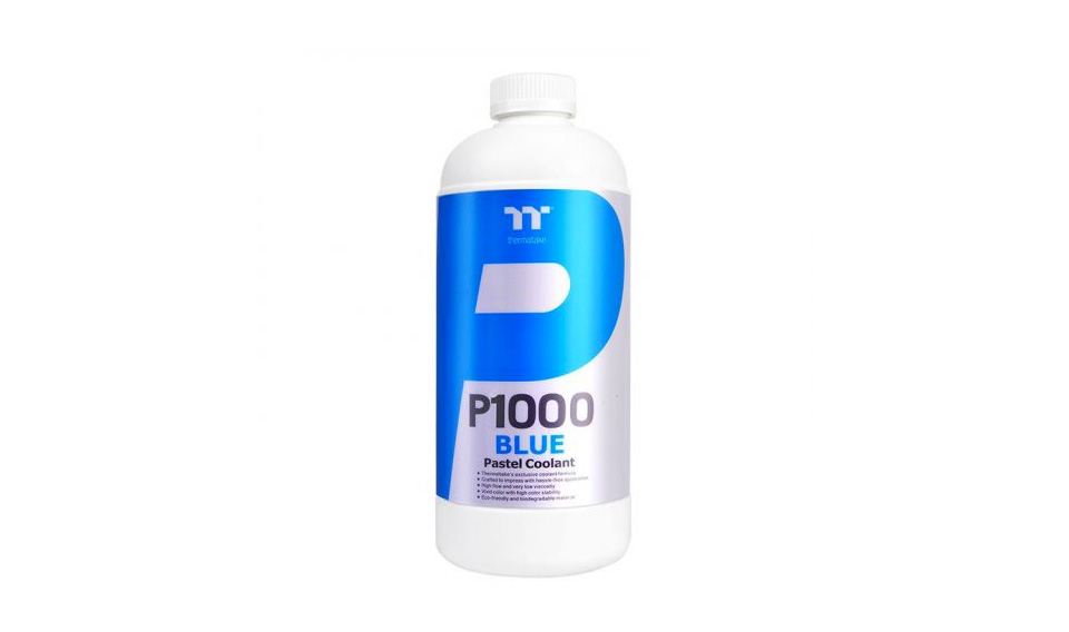 Thermaltake P1000 Pastel Coolant 1L Marble Blue product