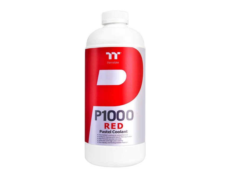 Thermaltake P1000 Pastel Coolant 1L Red