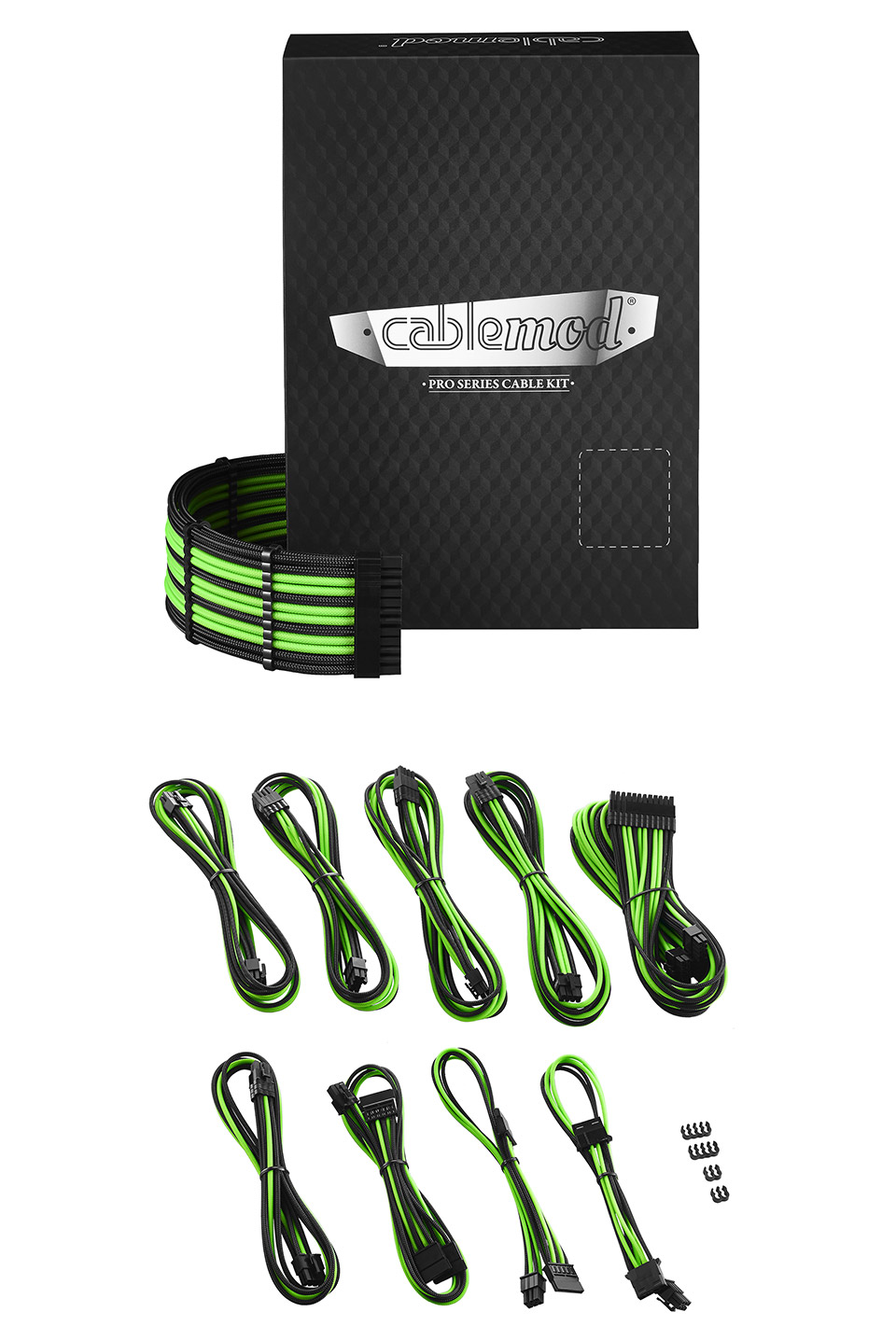 Cablemod Pro Modmesh C Series Rmi Amp Rmx Cable Kit Black