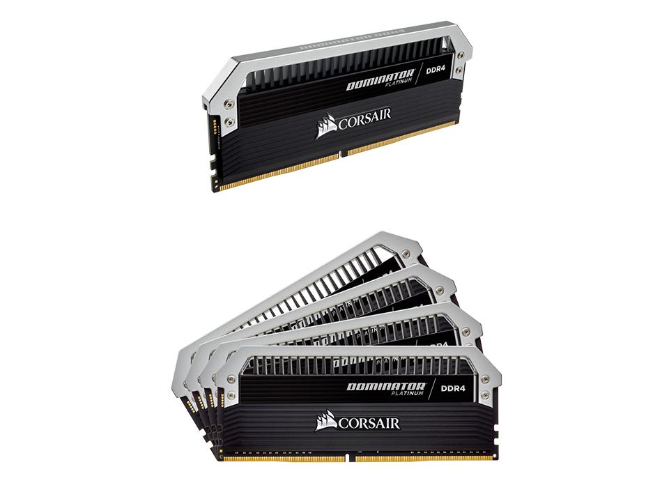 Corsair Dominator Platinum 64GB (4x16GB) 3200Mhz CL16 DDR4 product