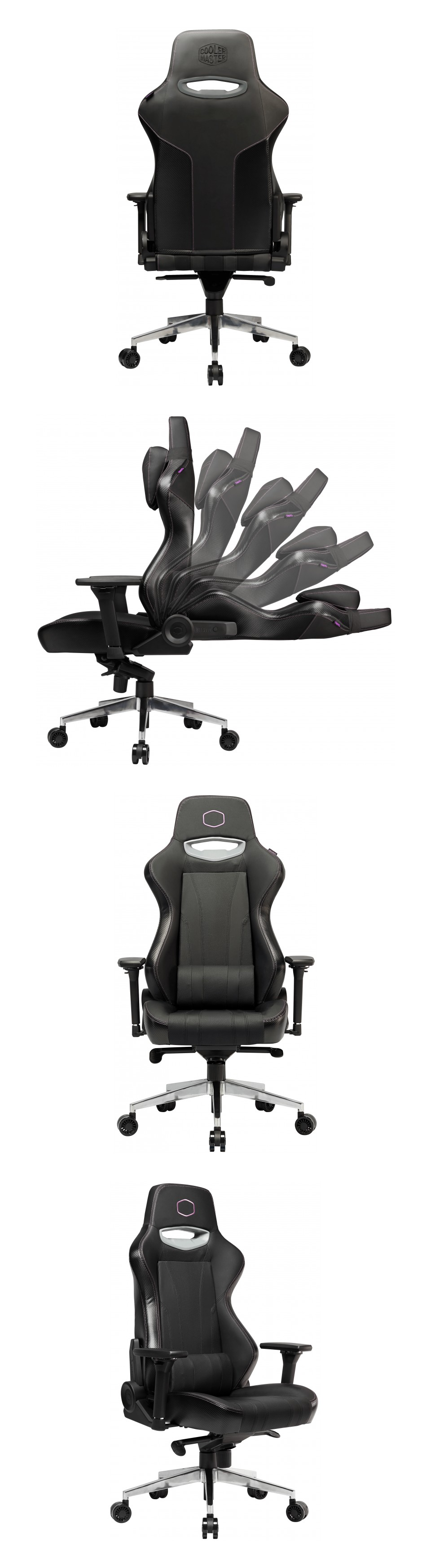 Cooler Master Caliber X1 Gaming Chair product