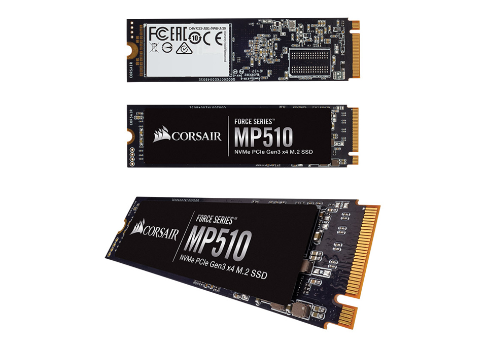 Corsair Force Series MP510B 480GB M.2 NVME SSD product