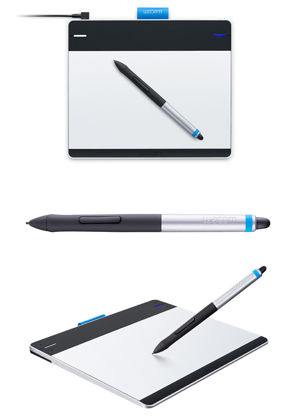 Wacom Intuos Small Pen and Touch [CTH-480/S2-CX] : PC Case Gear