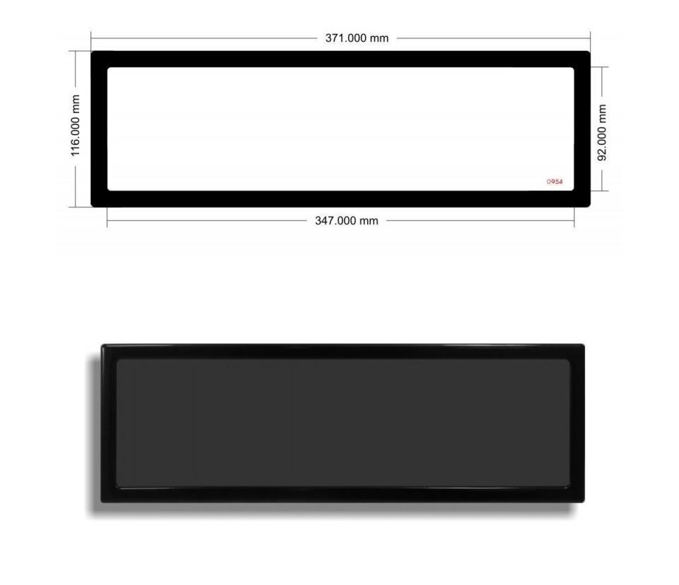 DEMCiflex Magnetic Dust Filter for EK Coolstream SE360 Radiator product