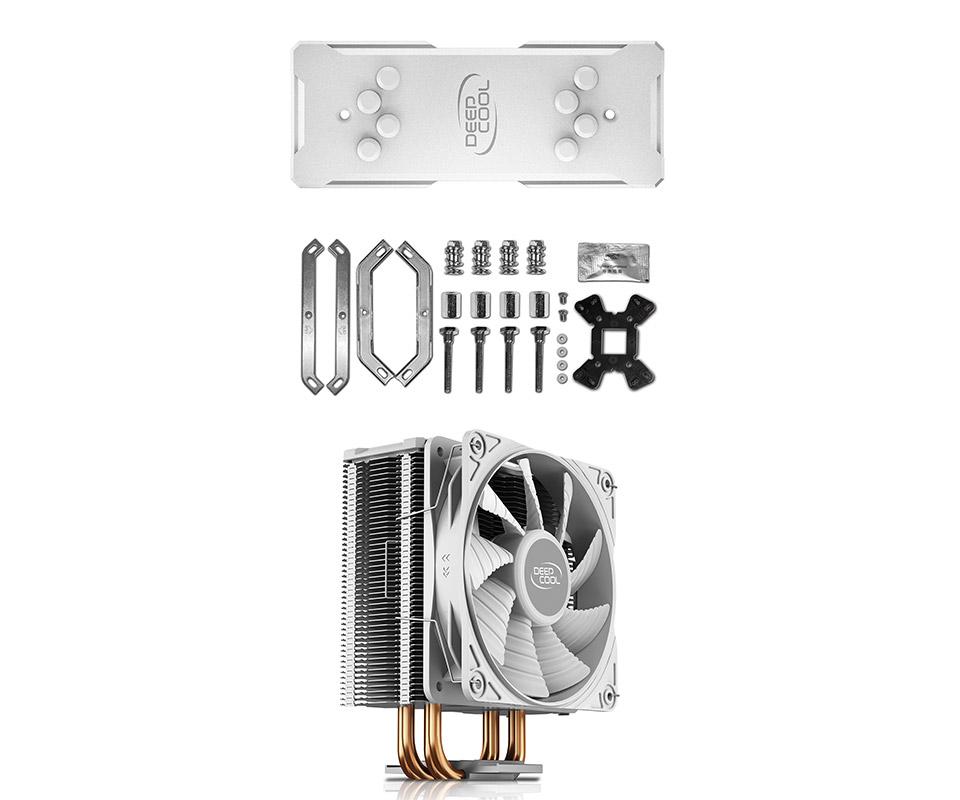 Deepcool Gammaxx GTE V2 White CPU Cooler product