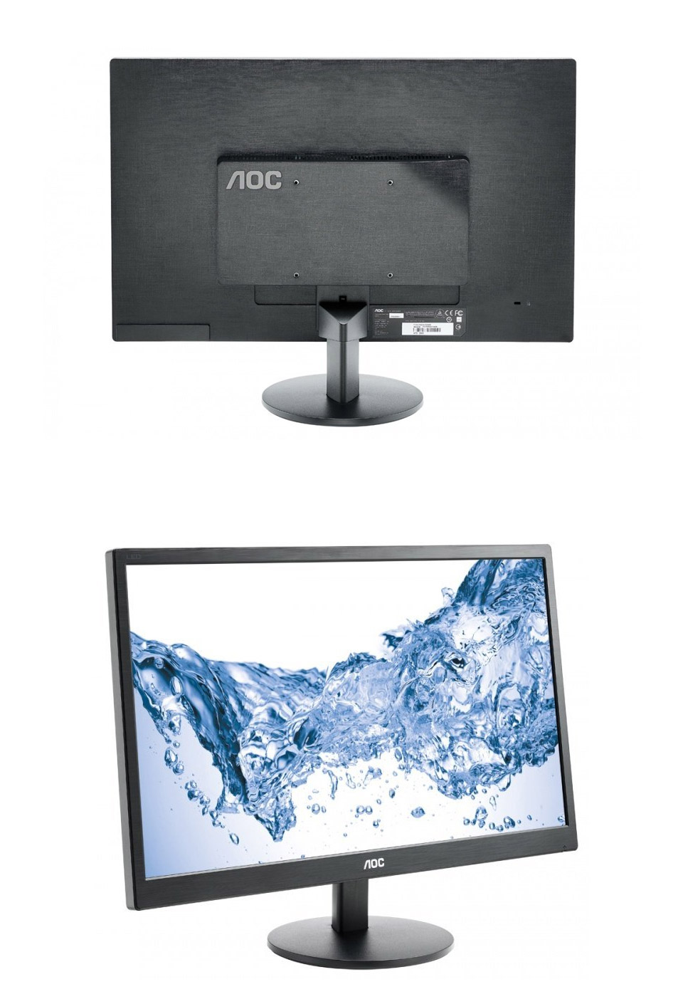 Buy AOC E2470SWH FHD 24in Monitor [E2470SWH] | PC Case Gear Australia