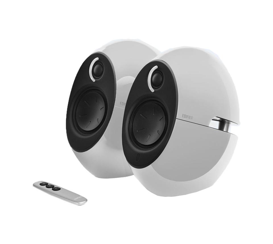 Edifier E25HD Luna Eclipse 4.0 Bluetooth Speakers White product
