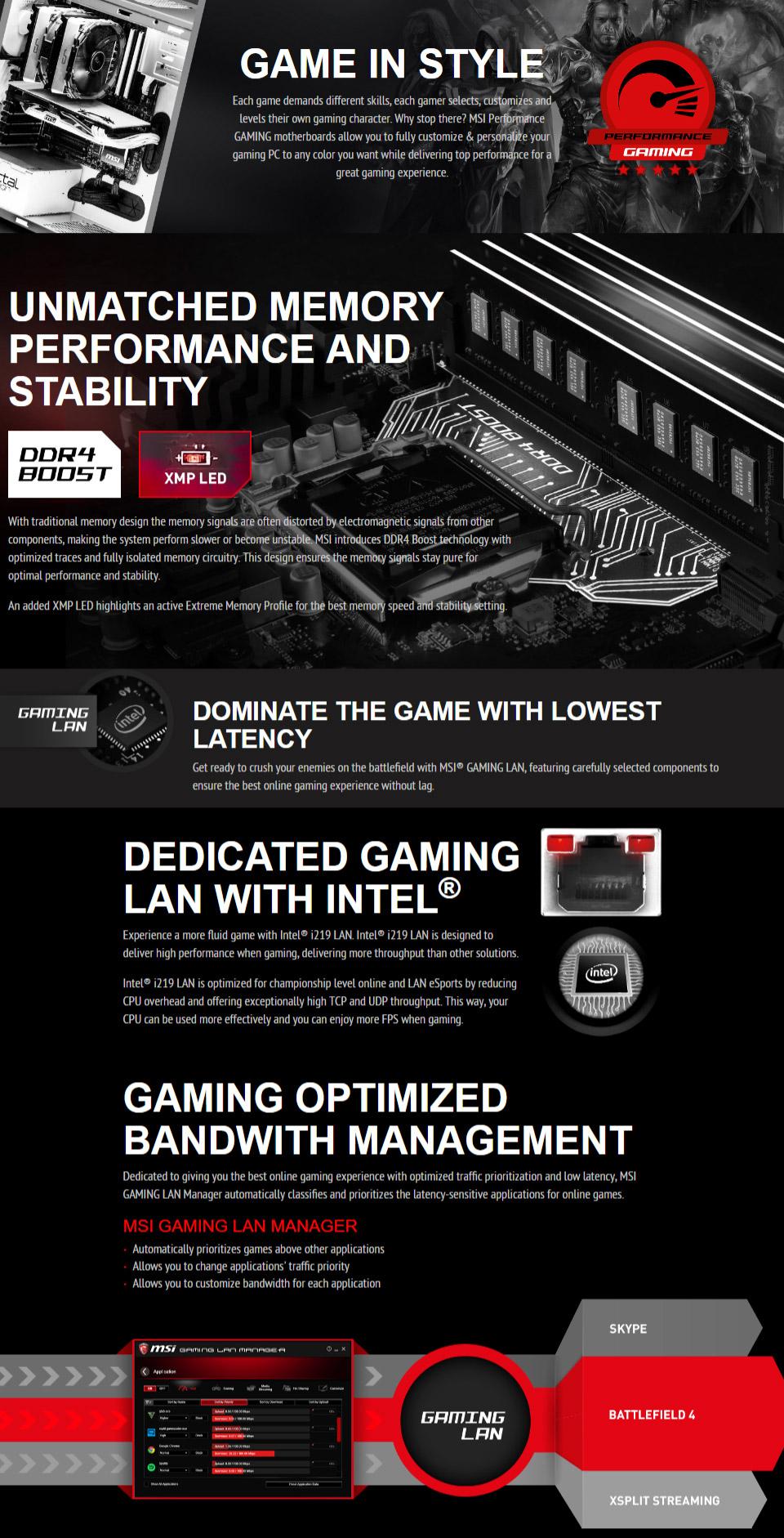 MSI Xeon E3 Krait Gaming V5 Workstation [E3-KRAIT-GAMING-V5